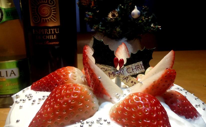メリークリスマスケーキ